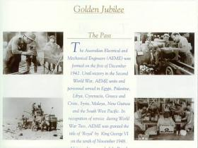Golden Jubilee, the Past