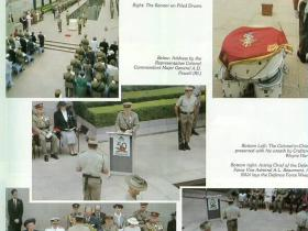 Commemorative United Drumhead Service 1992